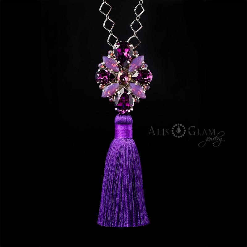 Necklace Viola