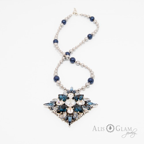 Necklace Blue Star