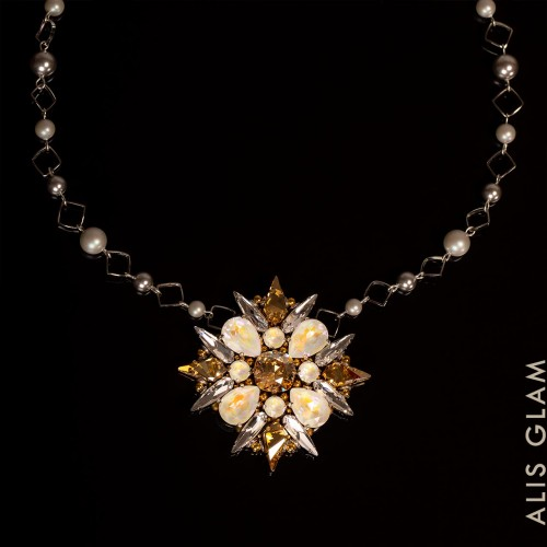 Necklace Gold Star